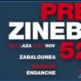 Del 22 al 27 de noviembre se celebrará en Bilbao la 52 edición del ZINEBI, el ya famoso Festival de Cine Documental y Cortometraje. Pero antes, entre el 9 y...